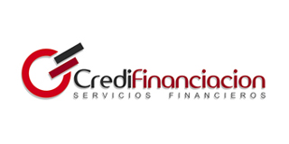 Logotipo de entidad financiera Credifinanciación